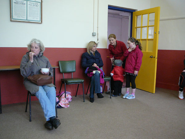 Crossboyne Tour, Santa 2011 and Easter Treasure