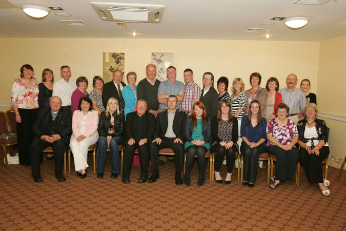 Crossboyne Parish Website Launch
