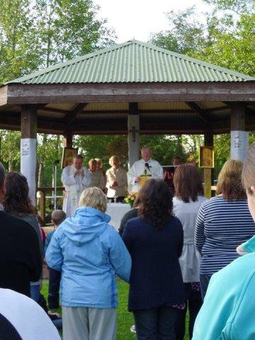 Clare Lake Mass 2019