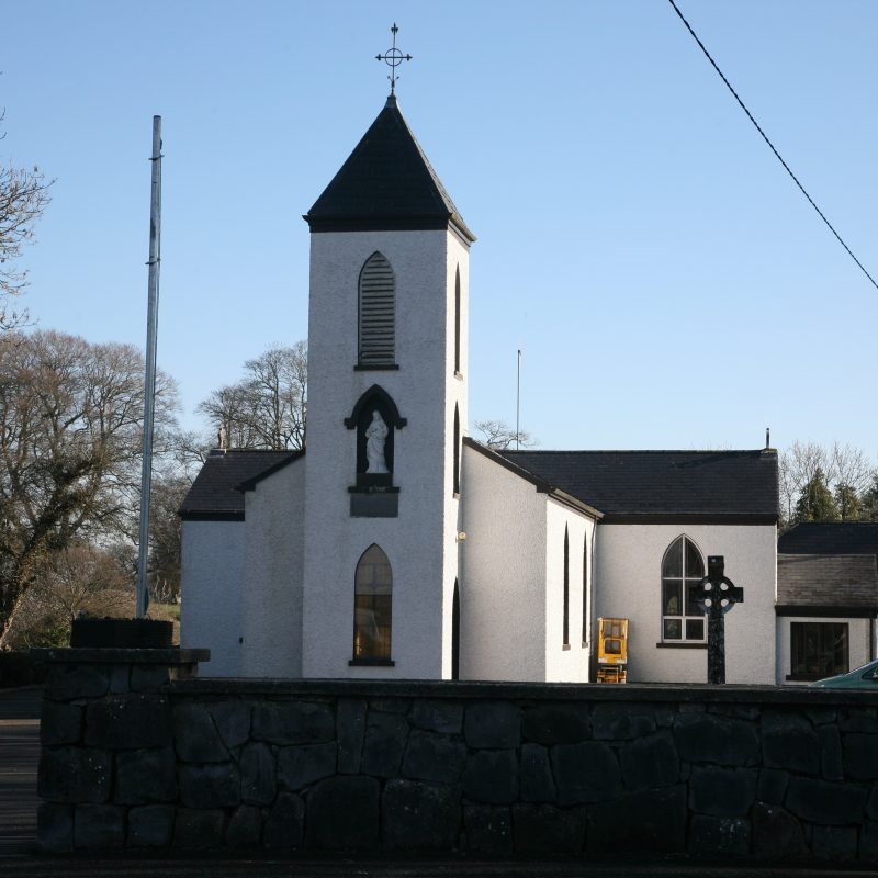 Crossboyne Church